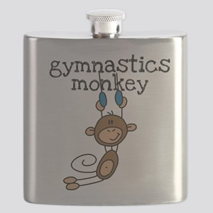 GYMNASTIMONKEY Flask