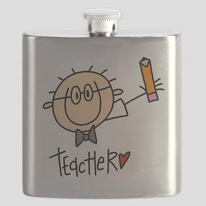 headteachermale Flask