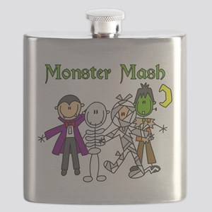 monstermashhallow Flask