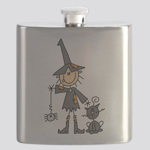 WITCHSTICKWITHCAT Flask