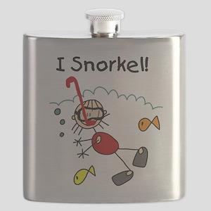 snorkelteegirl Flask