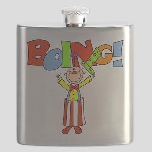 CLOWNBOING Flask