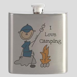 LOVECAMPINGBOY Flask