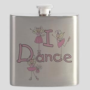 IDANCEGIRLBALLERINA Flask