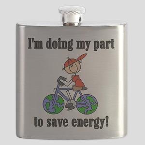 STICKSAVEENERGY Flask