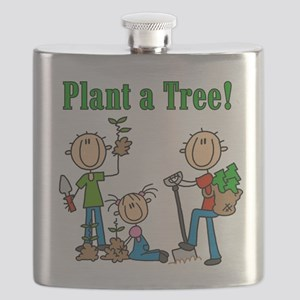 STICKPLANTATREE Flask