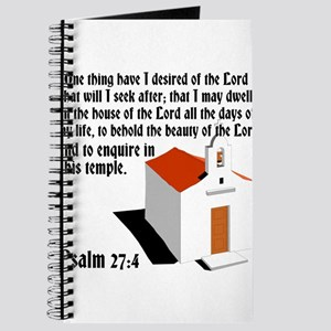 House of the Lord Journal