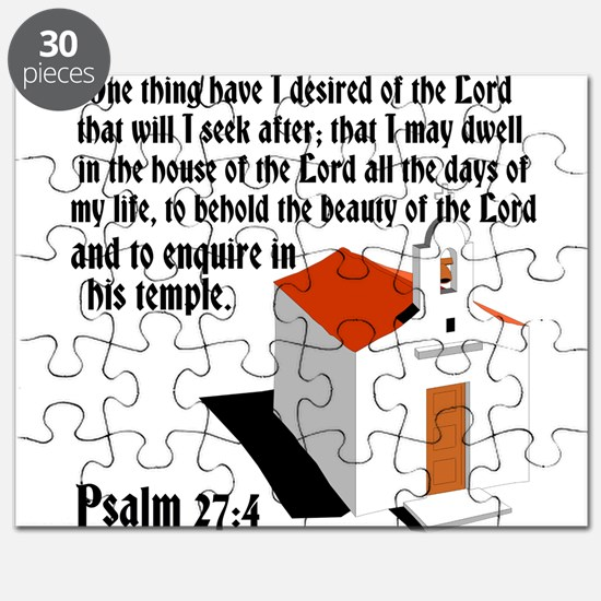 House of the Lord Puzzle