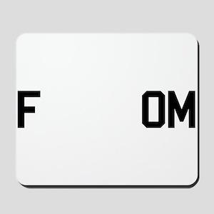 fREADom Mousepad