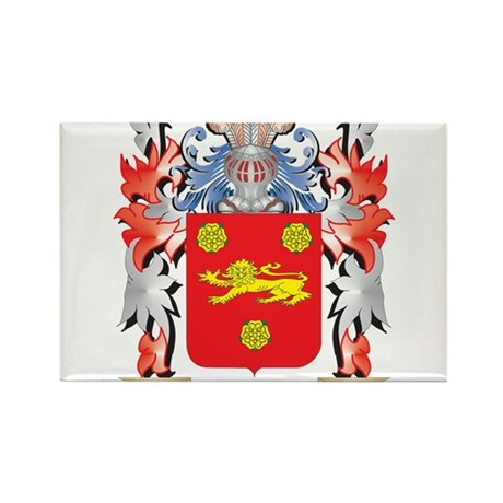 Vowle Coat of Arms - Family Crest Magnets