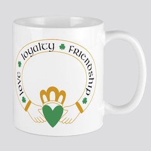 Claddagh Ring -- Mug