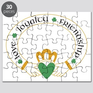 Claddagh Ring -- Puzzle