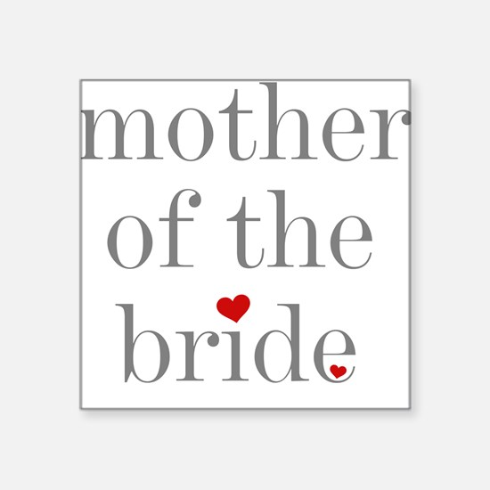 """GREYMOMBRIDE.png Square Sticker 3"""" x 3"""""""