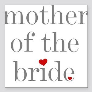 """GREYMOMBRIDE Square Car Magnet 3"""" x 3"""""""