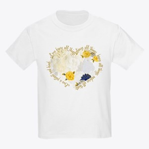 Love is Patient Kids Light T-Shirt