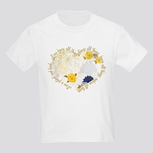 Love is Patient Kids Light T-Shirt