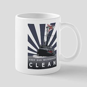 No-Brainer - (Anti-Pebble Mine Campaign) Mug