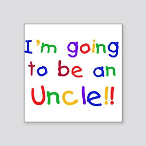 """CPPRIMARYUNCLE Square Sticker 3"""" x 3"""""""