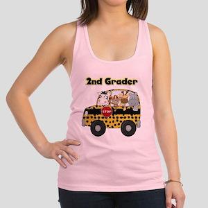 school2ndgrader Racerback Tank Top