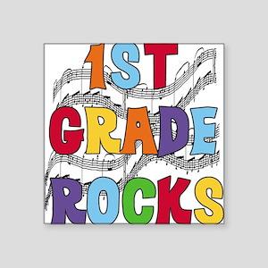 """MUSICAL1STGRADE Square Sticker 3"""" x 3"""""""