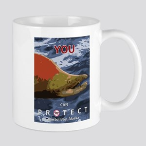 No-Brainer - (Anti-Pebble Mine Campaign) Mug
