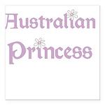 australianprincess Square Car Magnet 3