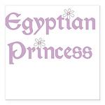 egyptianprincess Square Car Magnet 3