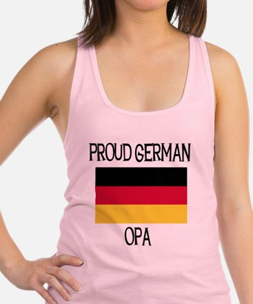 germanopa.png Racerback Tank Top