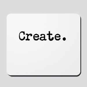 Create Mousepad