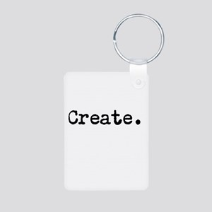Create Aluminum Photo Keychain