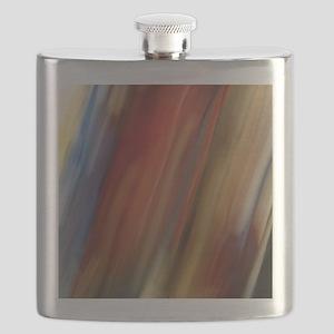 Surreal Stripes Flask