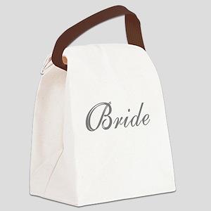 newbridegray Canvas Lunch Bag