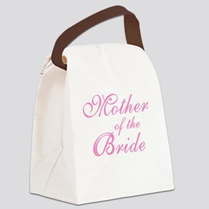 SHEERPINKMOTHERBRIDE Canvas Lunch Bag