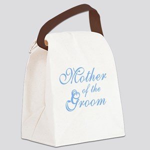 bluemothergroomnew Canvas Lunch Bag
