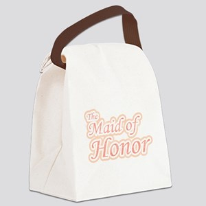 THEMAIDHONORA Canvas Lunch Bag