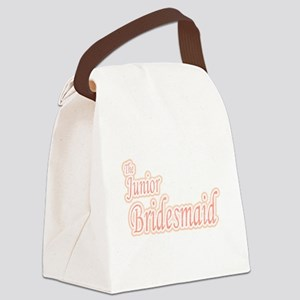 THEJRBRIDESMAIDA Canvas Lunch Bag