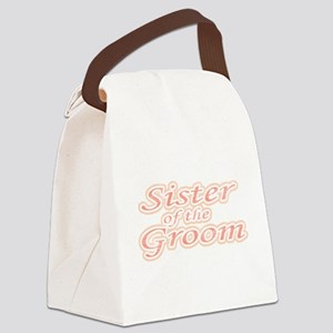 THESISTERGROOMA Canvas Lunch Bag