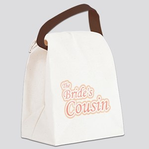 THEBRIDECUZA Canvas Lunch Bag