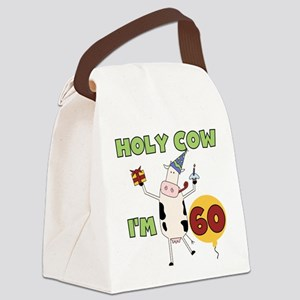 holycow60 Canvas Lunch Bag