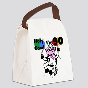HOLYCOW90 Canvas Lunch Bag