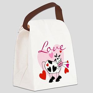 MOOEYLOVE Canvas Lunch Bag