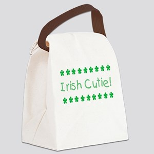irishcutiet Canvas Lunch Bag