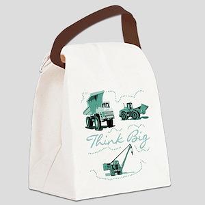 NEWTHINKBIG Canvas Lunch Bag
