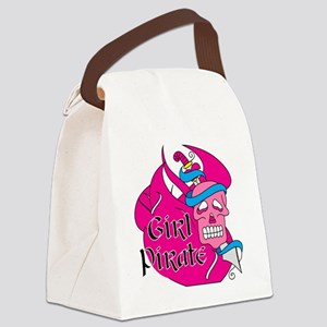 PINKPIRATETEE Canvas Lunch Bag