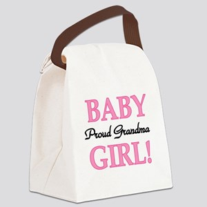 BABYGIRLPRDGMA Canvas Lunch Bag