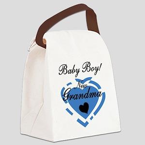 2newgmaboy Canvas Lunch Bag