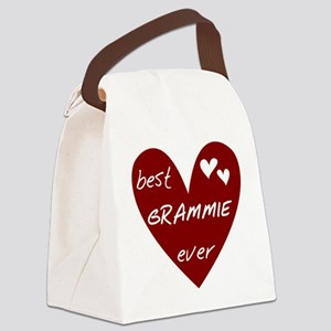 redbesGRAMMIE Canvas Lunch Bag