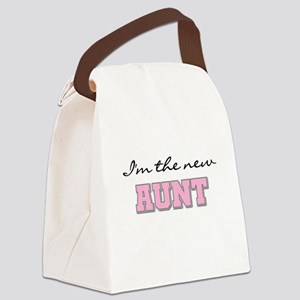 newauntpinki Canvas Lunch Bag