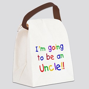 CPPRIMARYUNCLE Canvas Lunch Bag