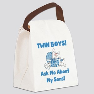 asksonsboys Canvas Lunch Bag